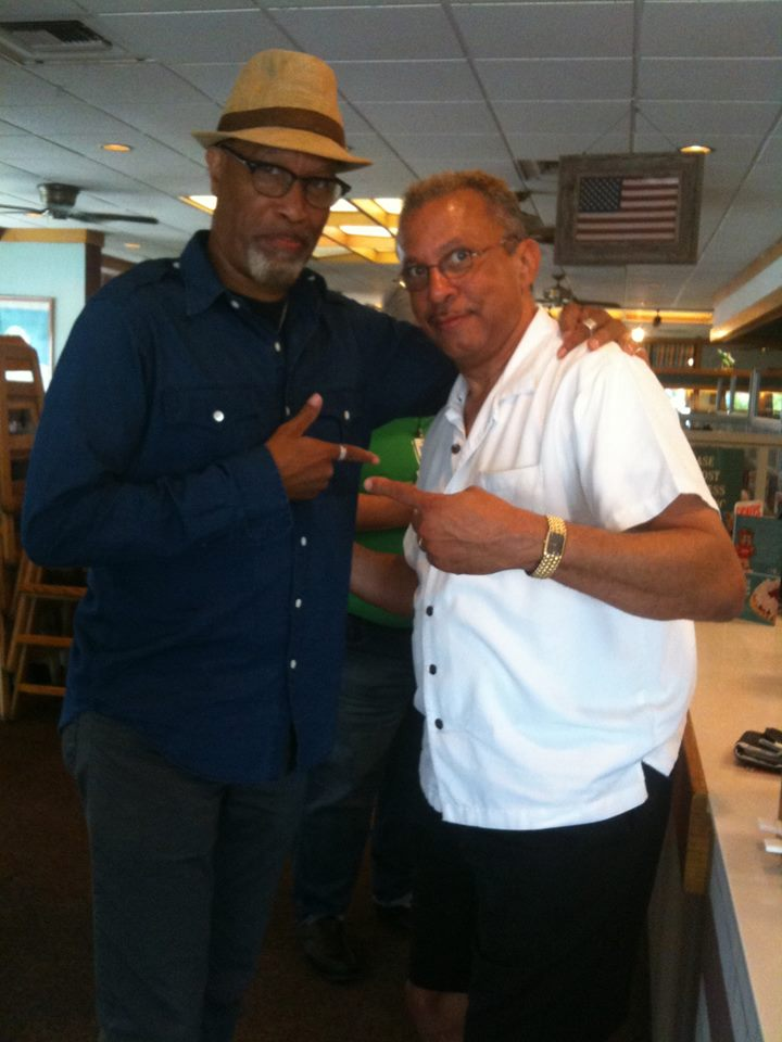 "Hangin' with Tom ""Funkin' For Jamaica"" Browne"