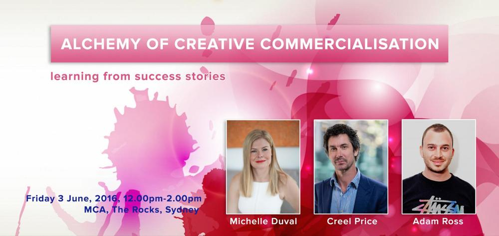 ALCHEMY OF CREATIVE COMMERCIALISATION: LEARNING FROM SUCCESS STORIES