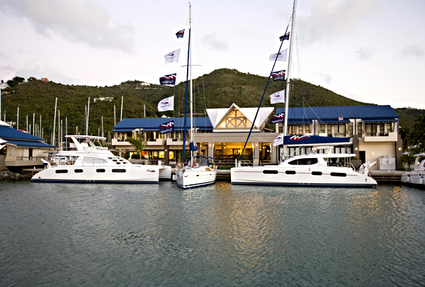 Image from Sail Magazine of The Mariner Inn.