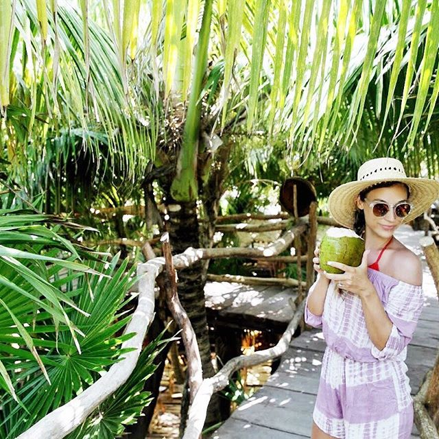 We have some exciting changes coming to our website soon...😻 We've been making big updates based on the feedback/questions we get from all of you lovelies! 🌴 Stay tuned fam! 🙌🏼 (wishing I was actually in Tulum rn - this is a #tbt 😭) • • • #austin #supportlocal #shoplocal #travel #journey #destinations #wanderlust #wanderlife #wander #vacation #healthy #jetset  #paleo #coffee #vegan #organic #glutenfree #dairyfree #nondairy #coconut #creamer #coconutcreamer #wheredoyouwander #health #wellness #selfcare