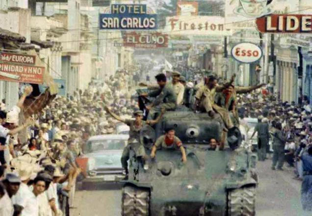 Havana, Cuba, 1959