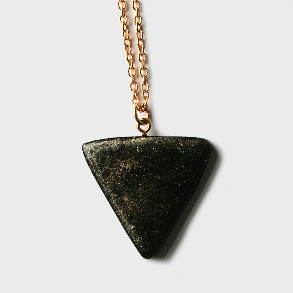 cassandra large triangle necklace gold shimmer.jpg