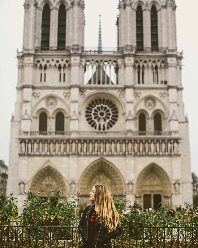 Sad, sad day 💔 . . . . #notredame #paris #loveparis