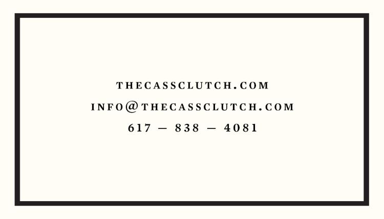 Contact Cass Clutch