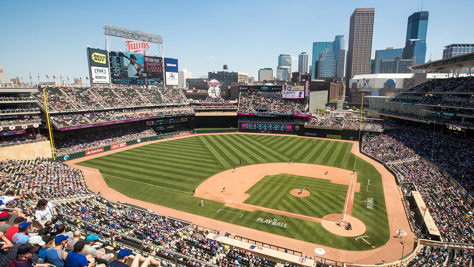 Minnesota Twins - If you want the big leagues and want to cross Target Field of your Major League Ballpark visit list.  The Twins have a home series against the Cleveland Indians July 30, 31st (skip that one), and August 1st.Get Tickets