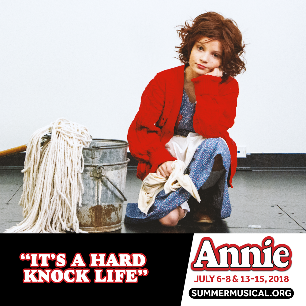 Annie The Musical-Hard-Knock-Life