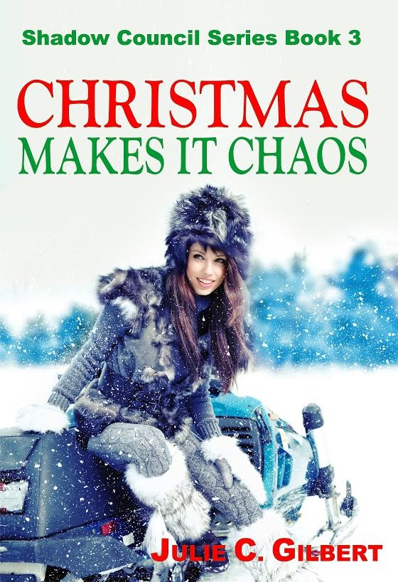 christmas makes it chaos cover