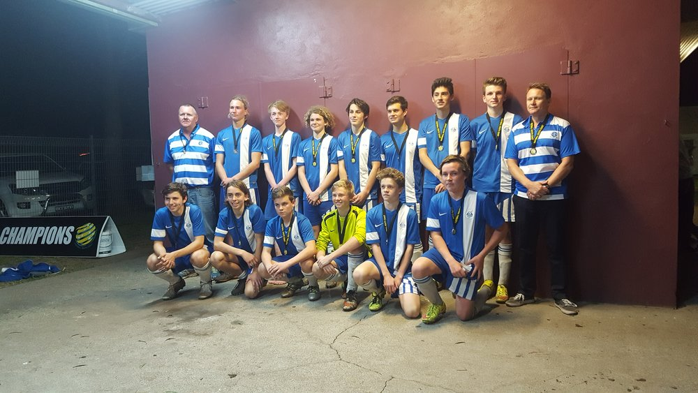 U16.2 Grand Final Runners Up