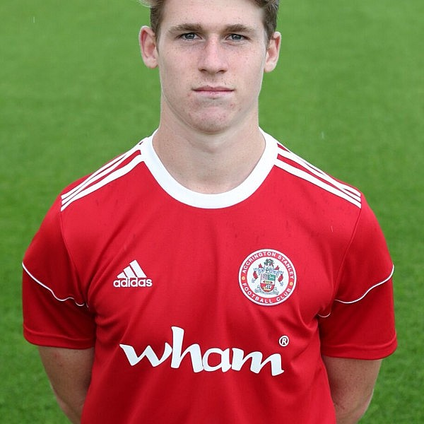 Ryan Ogle's player profile photo on Accrington Stanley's website