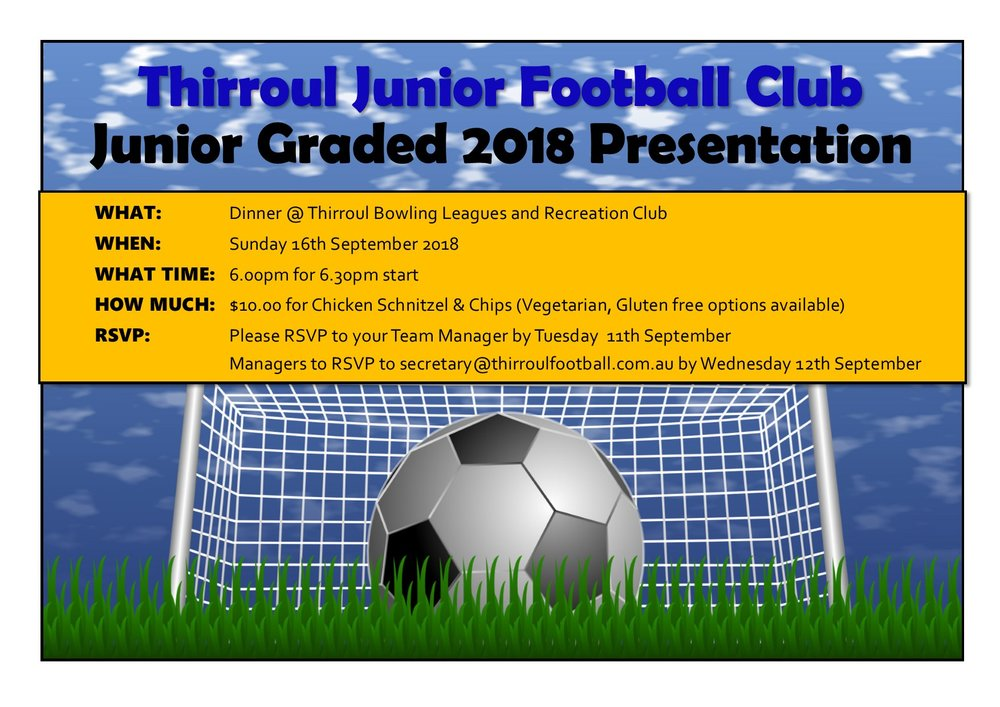 Thirroul JFC 2018 Junior Graded Presentation.jpg