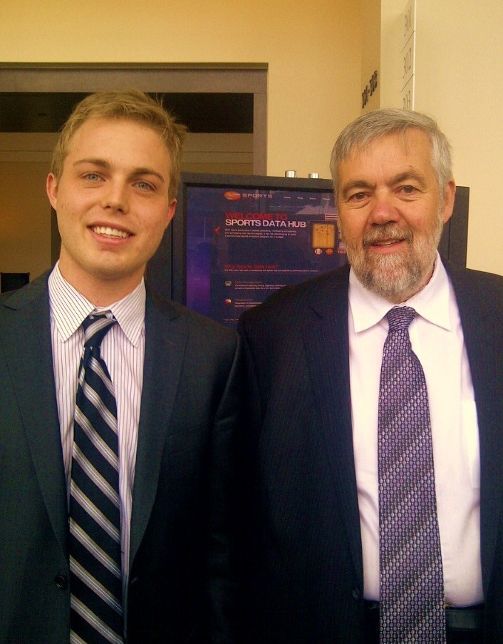 With Bill James