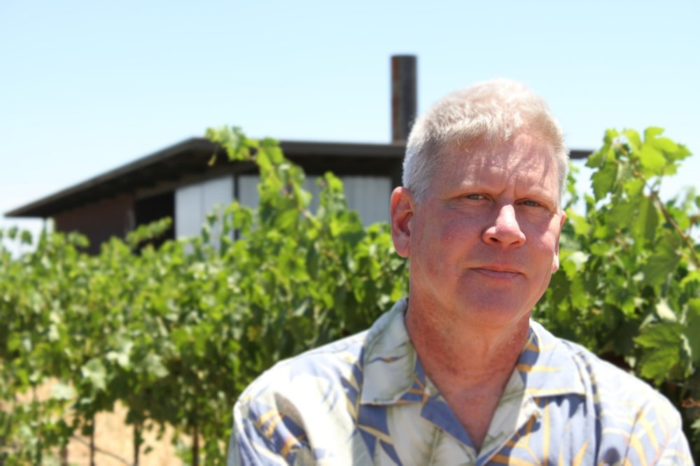 Layne Montgomery Winemaker and Co-owner