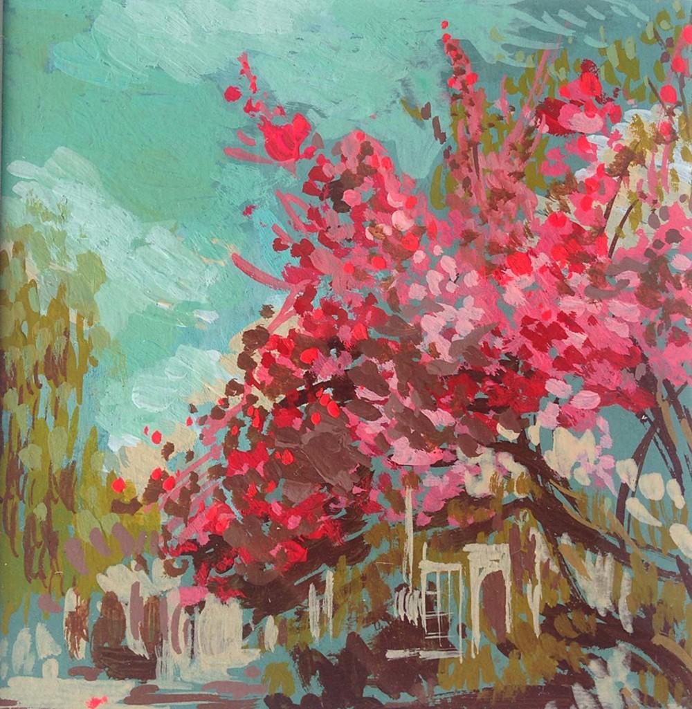 Bridgeland Cherry Blossom