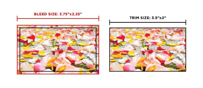¿Qué es un sangrado en un archivo de diseño para imprimir? & Nbsp;