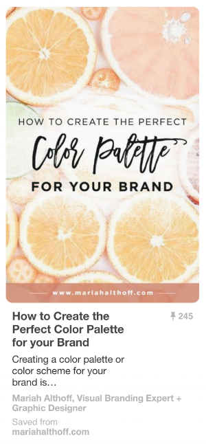 How to enable Rich Pins to your Pinterest profile.