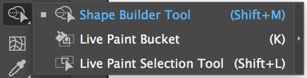 Adobe Illustrator Tools – Shape Builder Tool, Live Paint Bucket, Live Paint Selection Tool