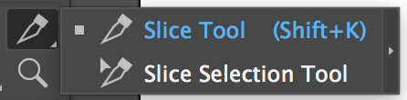 Adobe Illustrator Tools – Slice Tool, Slice Selection Tool