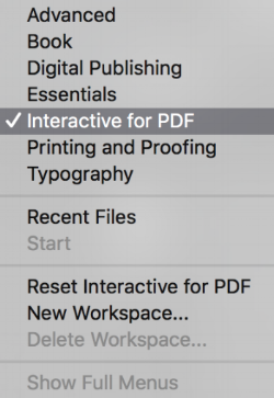 How to Create an Interactive PDF in InDesign