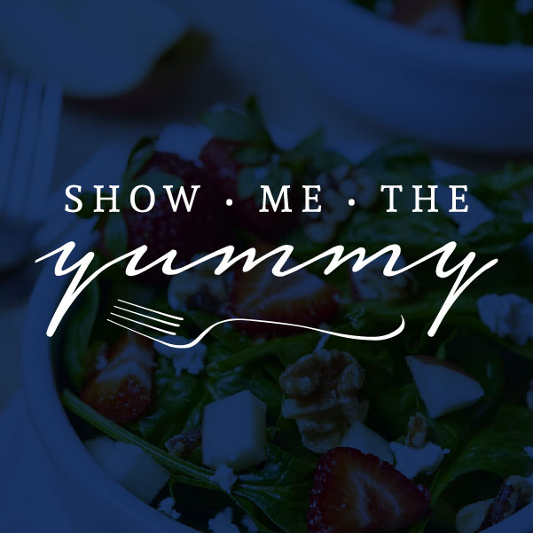 Show Me The Yummy<strong>Logo and Brand Design</strong>