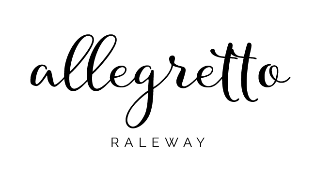 Allegretto Calligraphy Font Pairing