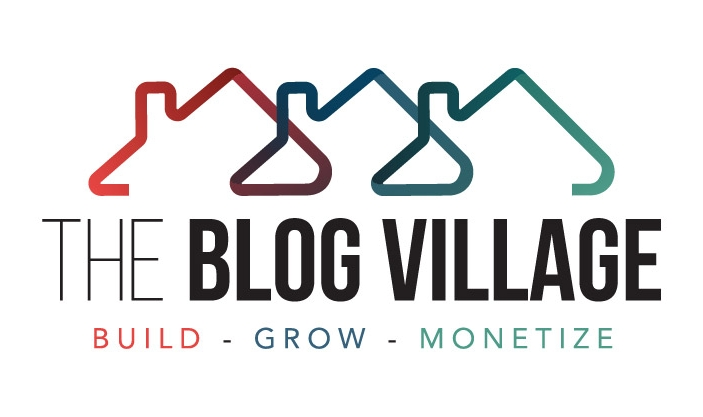 The Blog Village Logo