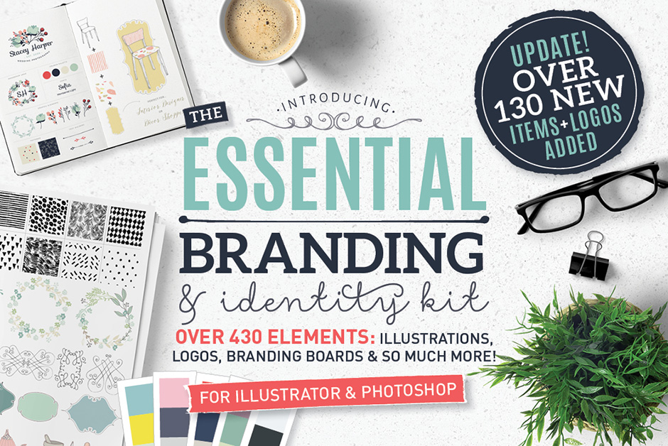 Design your own logo for by using customizable templates!