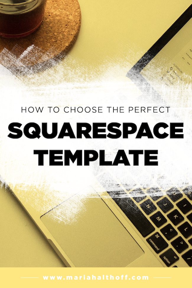 5 reasons i use squarespace instead of wordpress mariah althoff visual branding expert. Black Bedroom Furniture Sets. Home Design Ideas