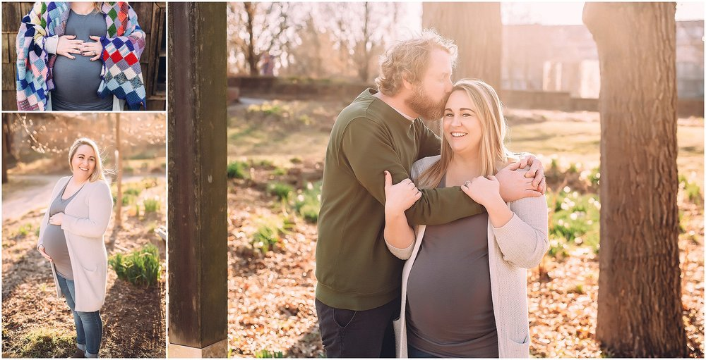 Indianapolis Maternity Session | Rhiannon Loyd Photography
