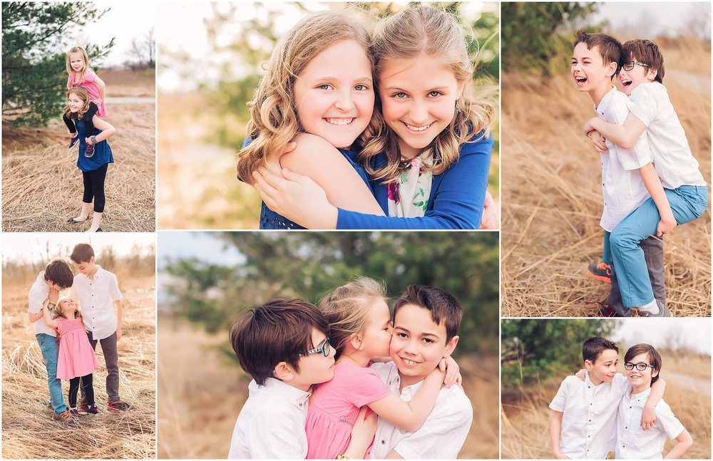 Siblings Family Photos|Carmel Indiana | Family Photography | Rhiannon Loyd Photography