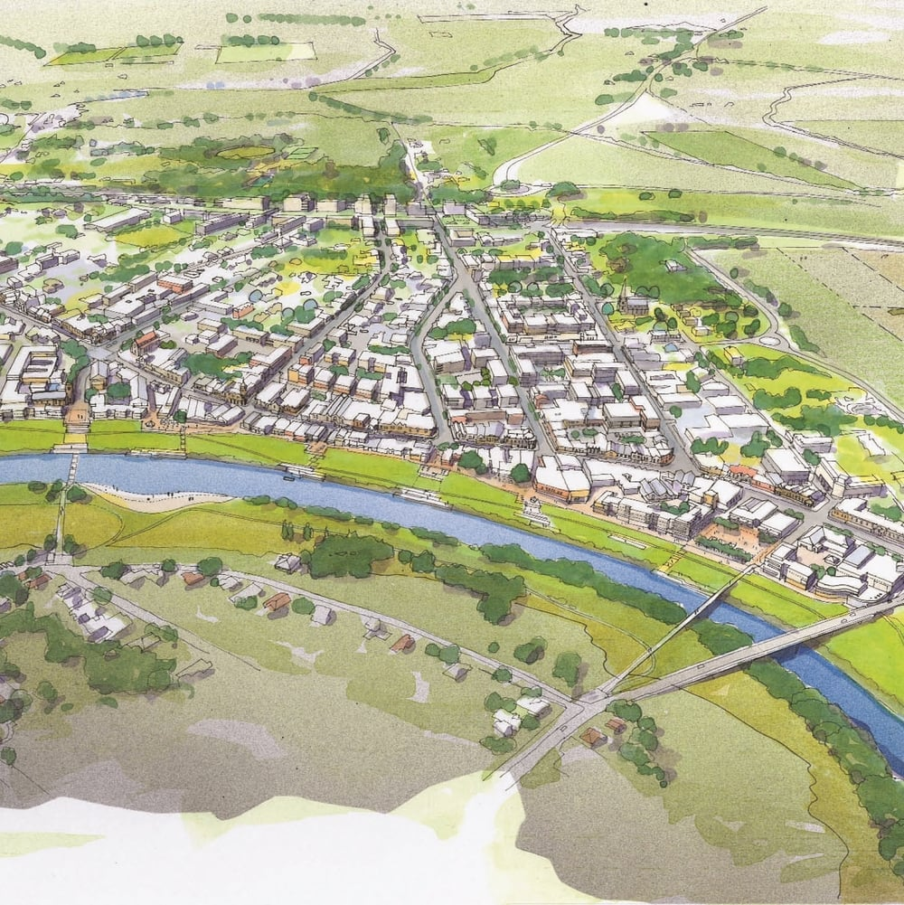 Maitland High Street Master Plan
