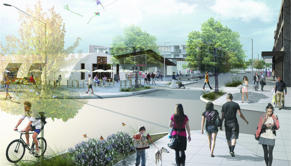 Ourimbah Town Centre Master Plan