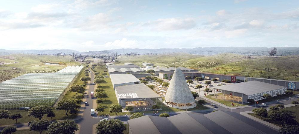 Koitaki Agro Food Park Master Plan