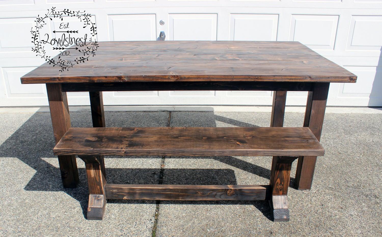 harvest dining table — owlsnest - harvest dining table
