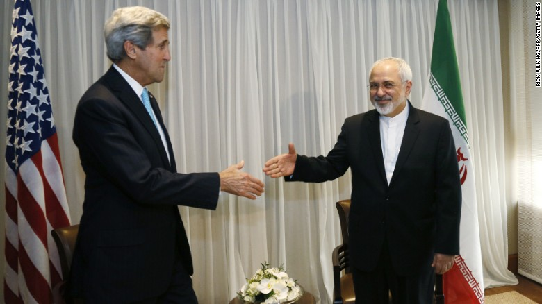 IRAN TALKS - VIENNA