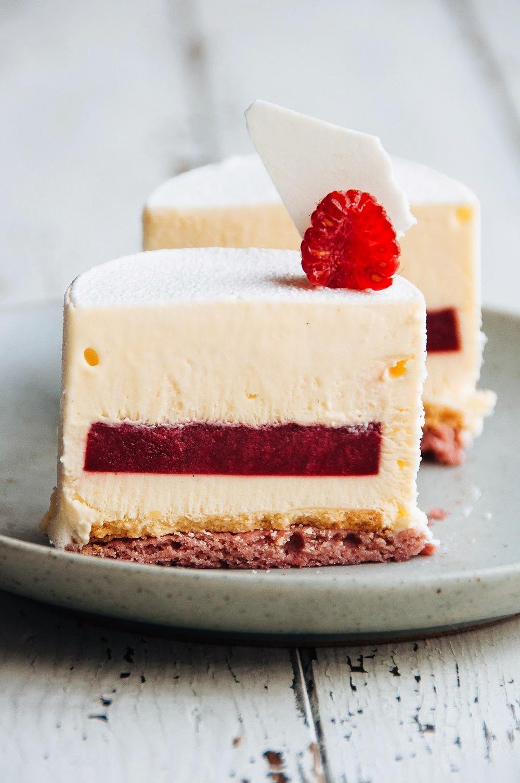 Yuzu Mousse Cake Recipe