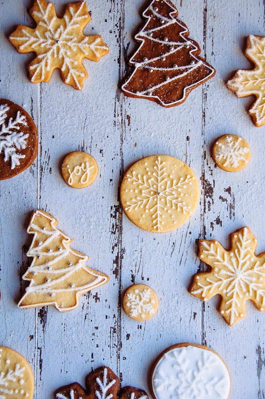 Christmas Gingerbread And Sugar Cookies