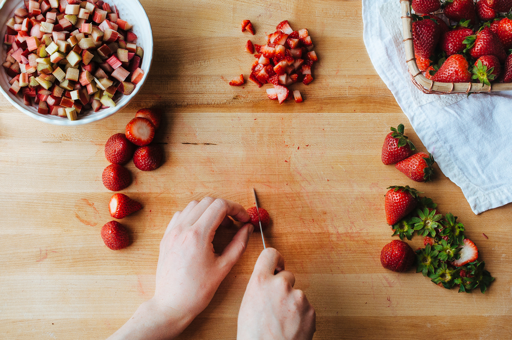 rhubarb strawberry doughnuts 7.jpg