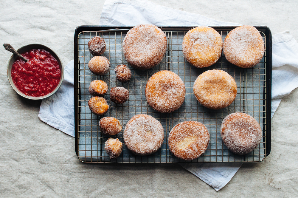 rhubarb strawberry doughnuts 9.jpg