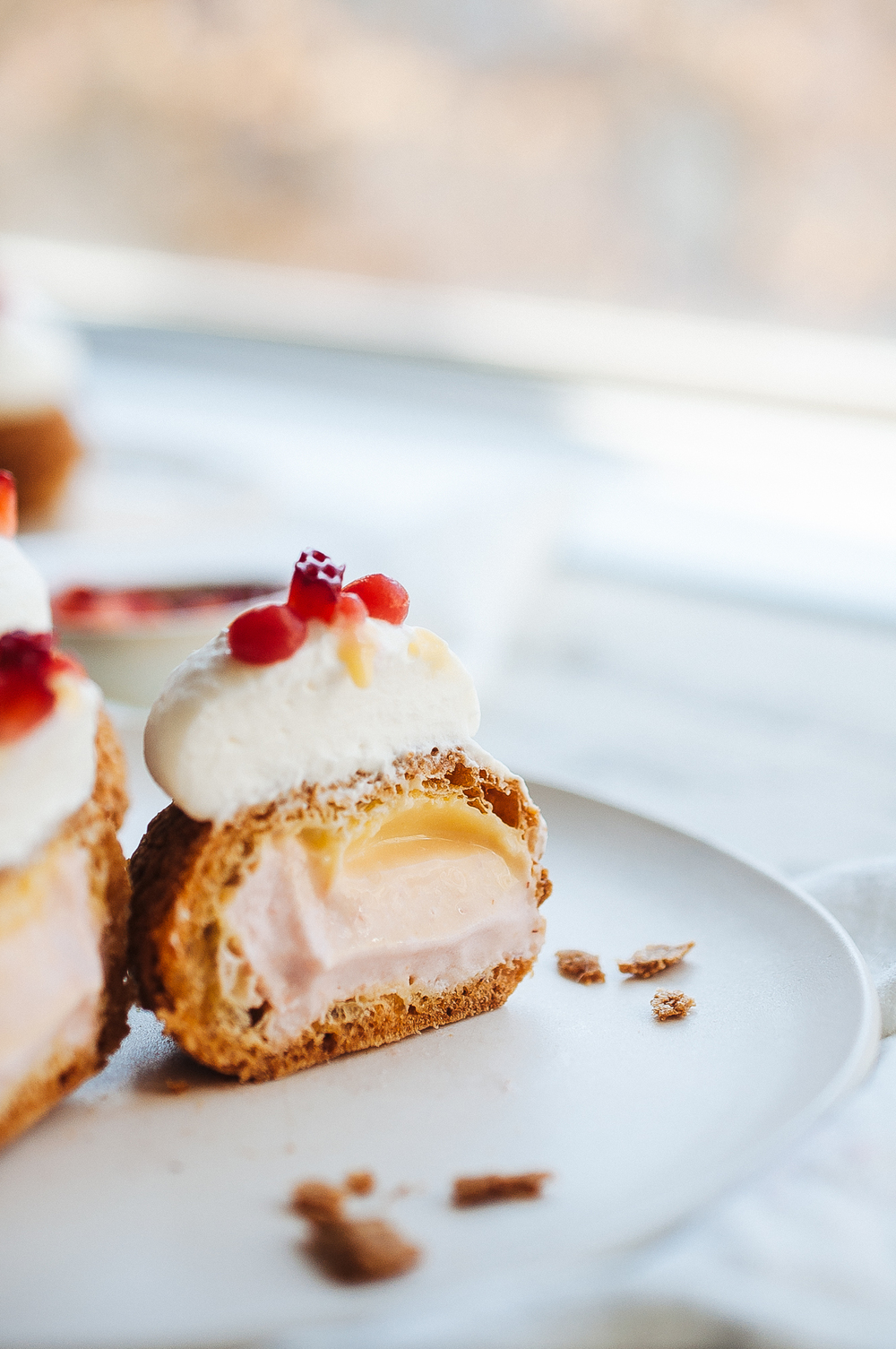 Strawberry passion fruit cream puffs 13.jpg