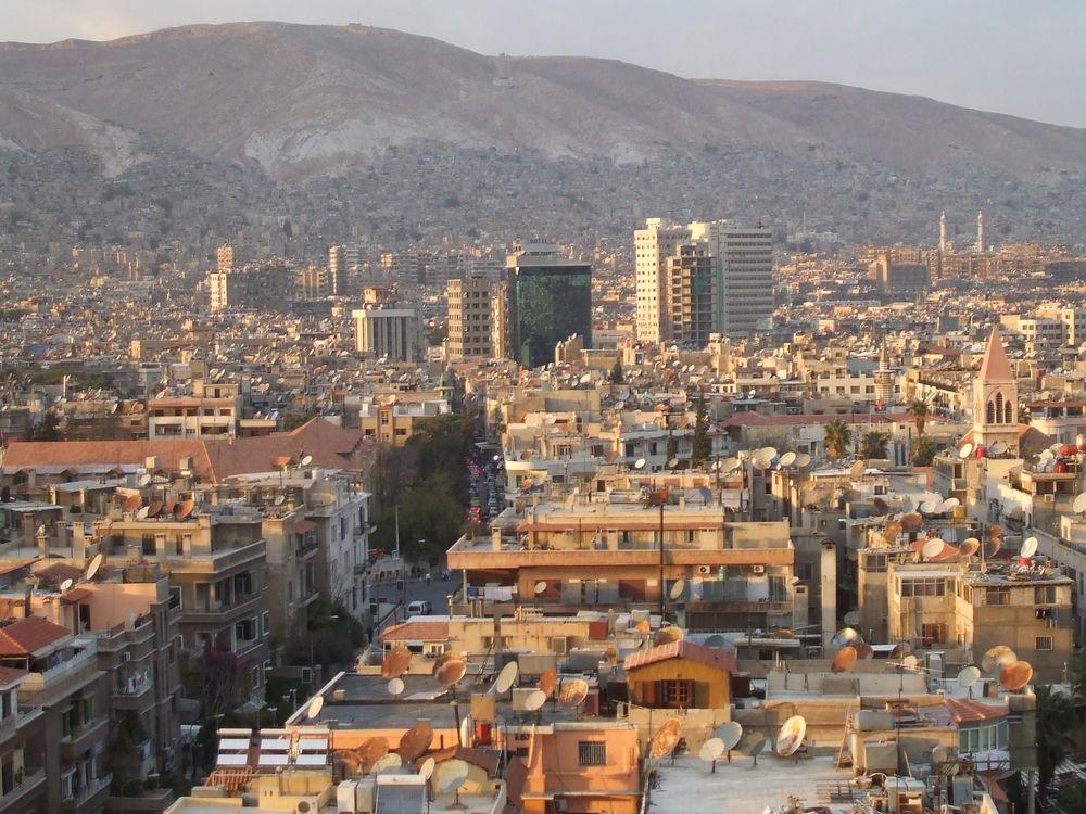 Damascus-Chalan