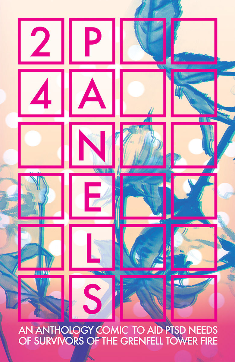 24 Panels Anthology Christof Bogacs Contributor