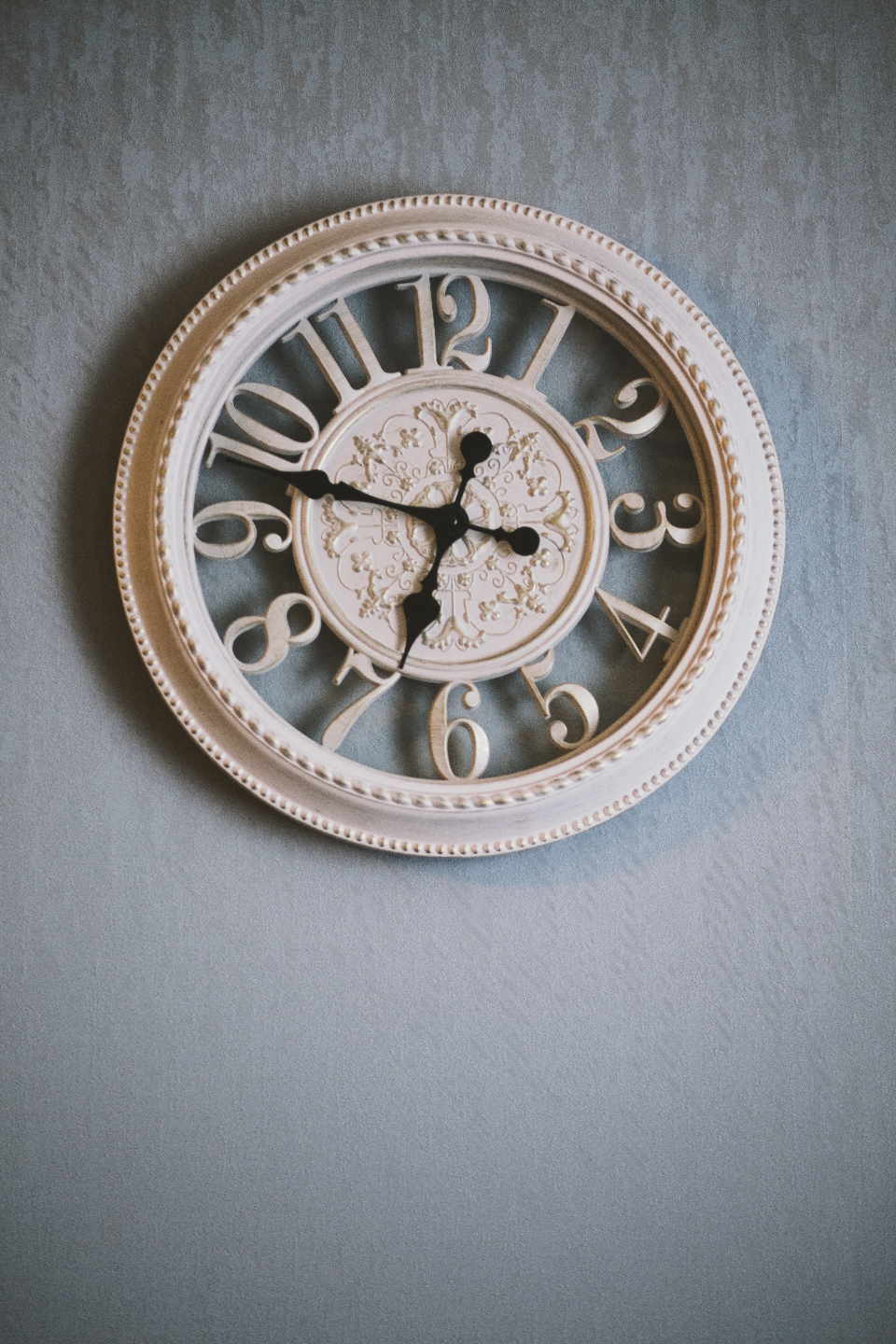 clock, clock on wall, time
