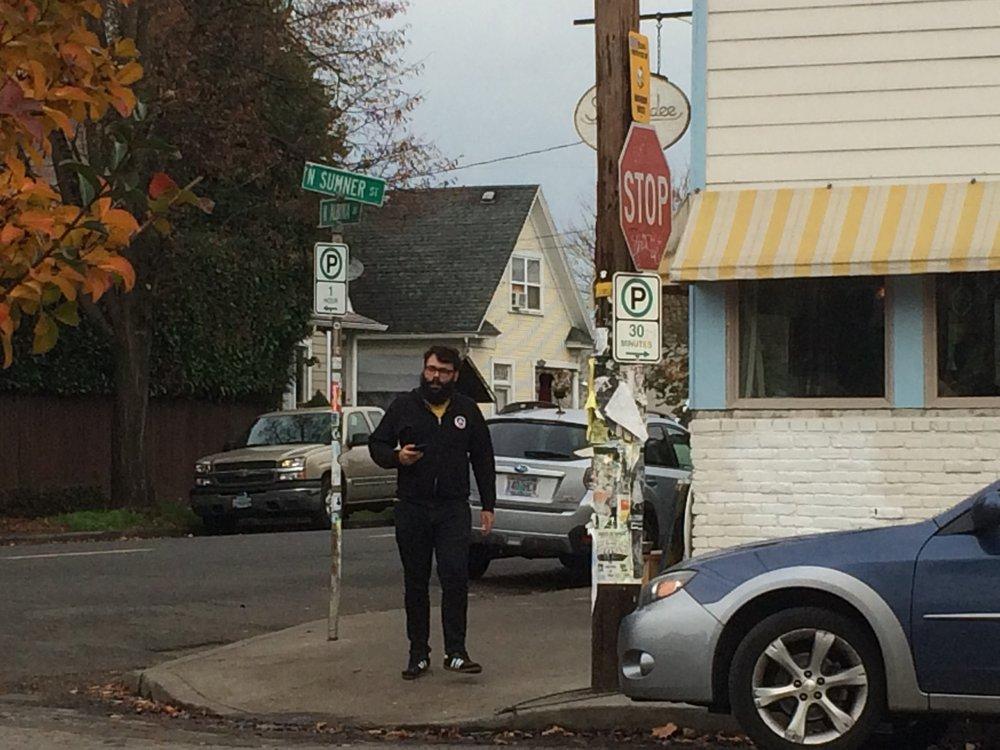 Diego does Portland