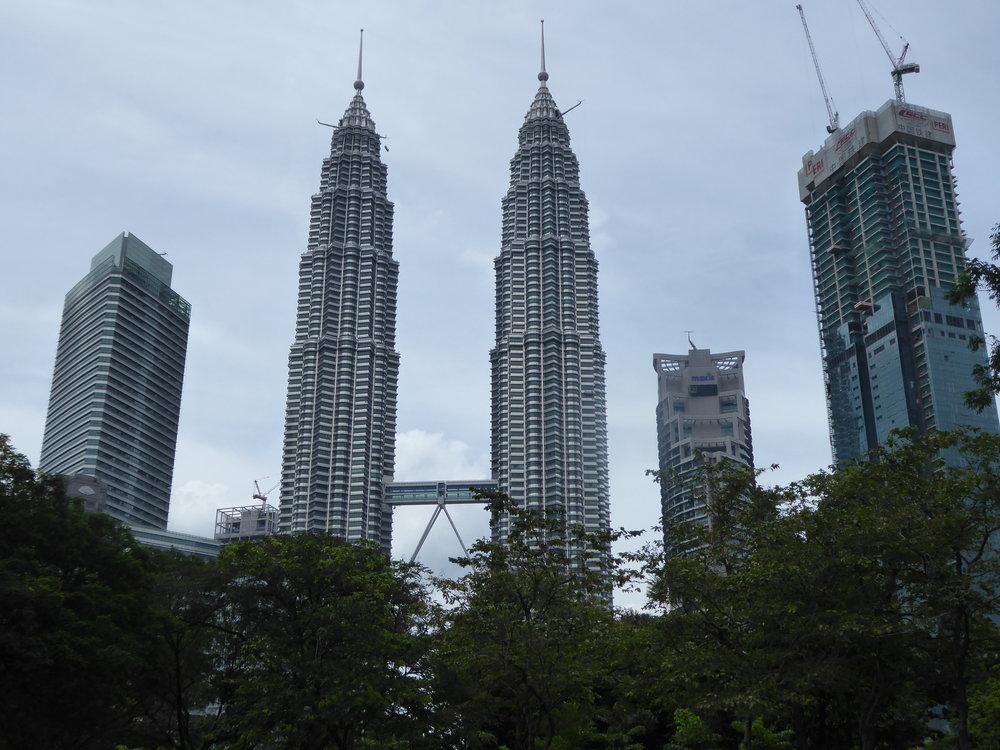 Menara Petronas, Kuala Lumpur, Malaysia