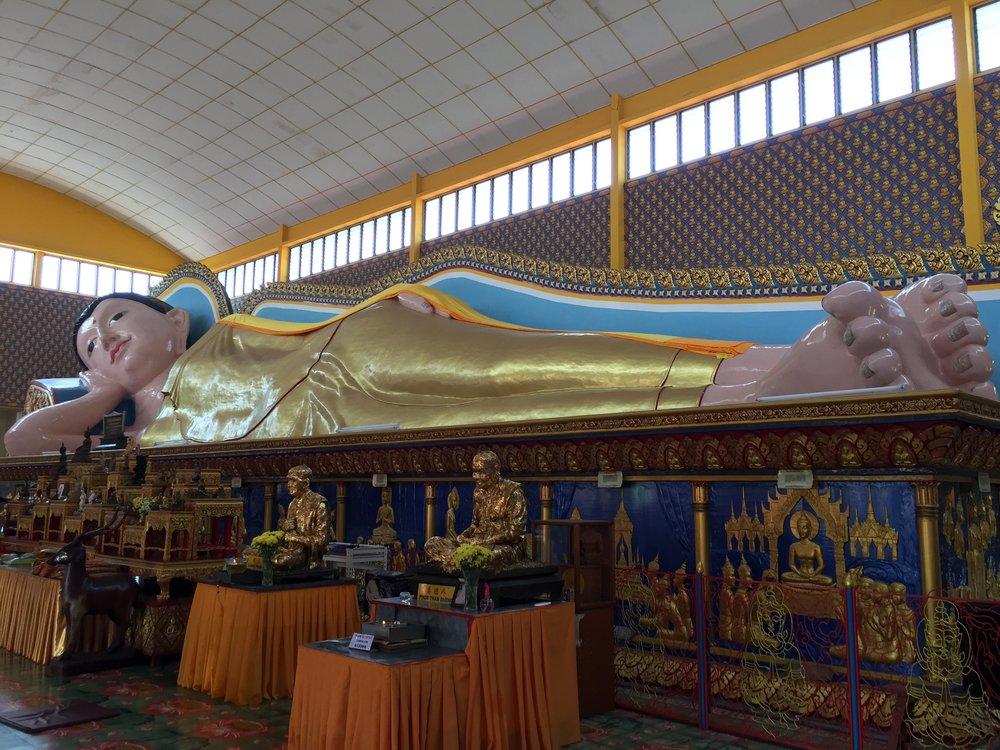 Wat Chayamangkalaram, Penang, Malaysia