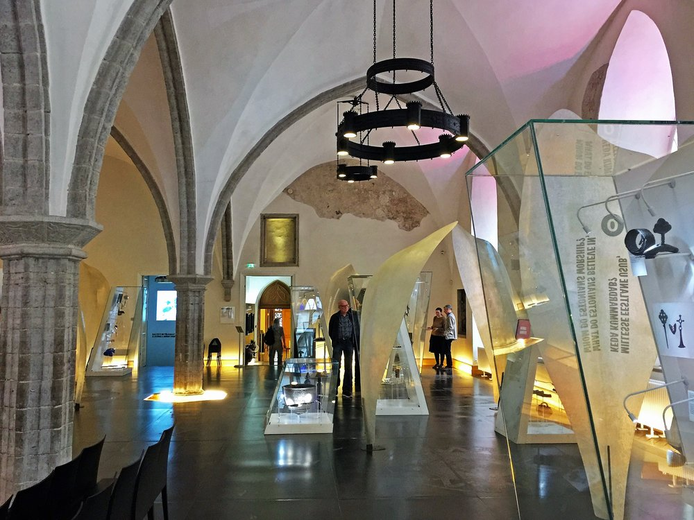 Estonian History Museum in Tallinn, Estonia
