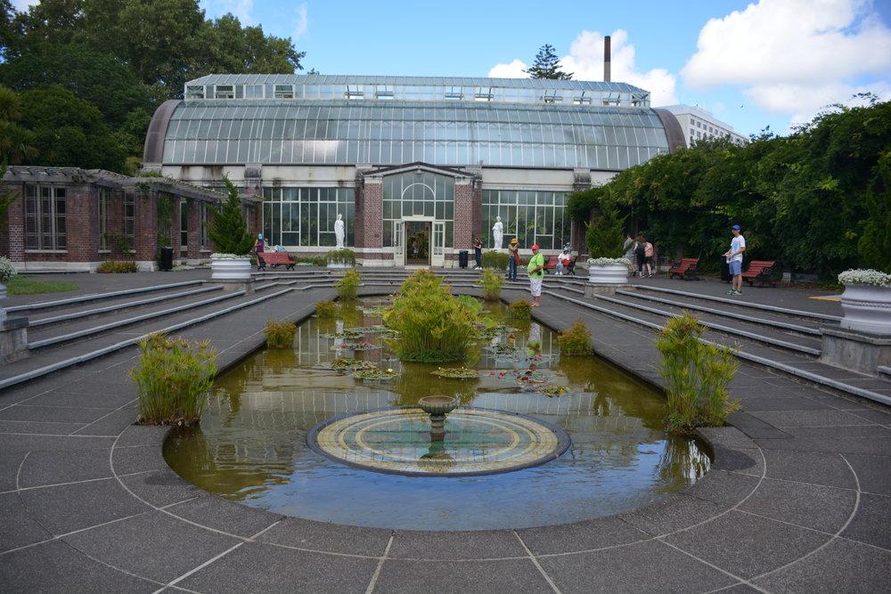 Winter Gardens, Auckland