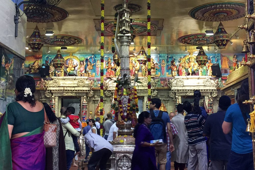 Sri Veeramakaliamman Temple, Singapore
