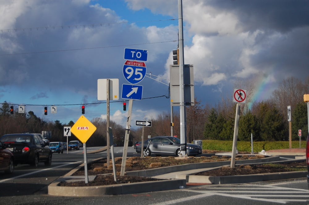 I-95 Turnoff