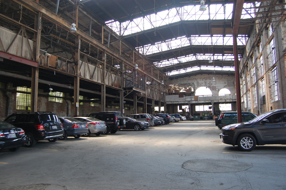 Parking for Clipper Mill
